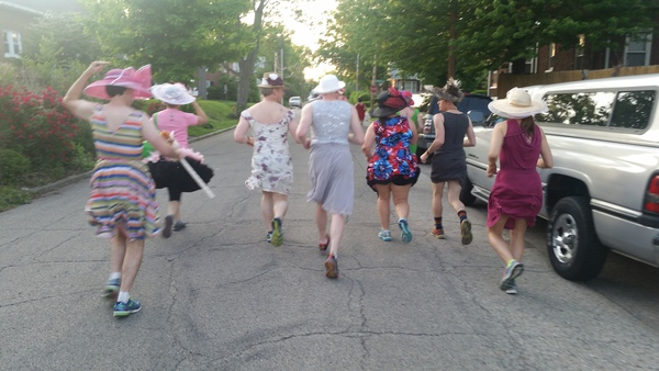 Header Image - Louisville Hash House Harriers